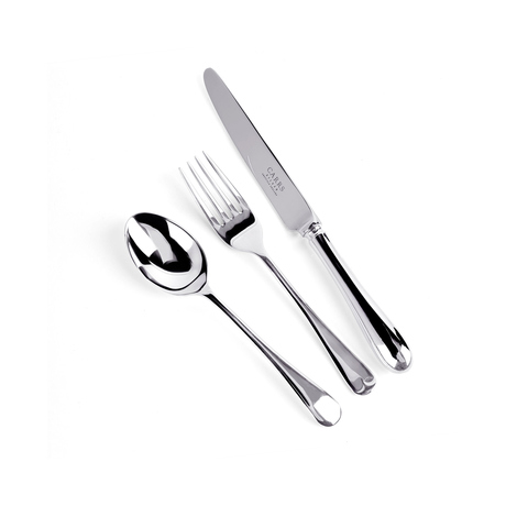 Sterling Silver Child's 3 Piece Cutlery Set