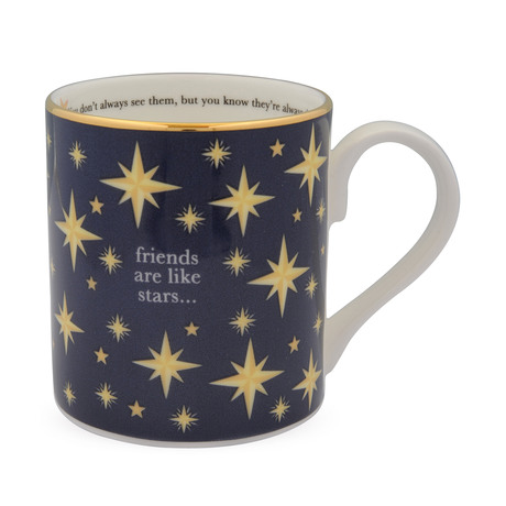 Friends are like Stars Mug