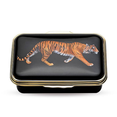 Magnificent Wildlife Tiger Box
