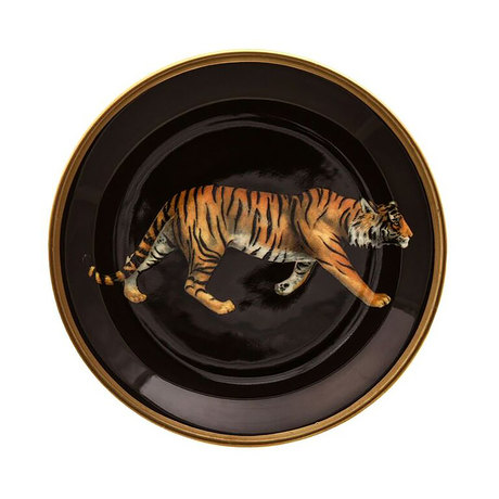 Tiger Coaster Black