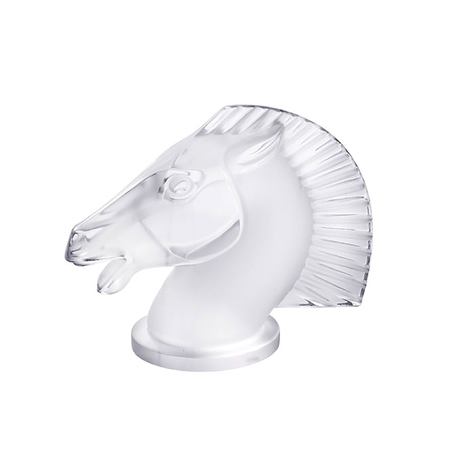Lalique Longchamp Paperweight