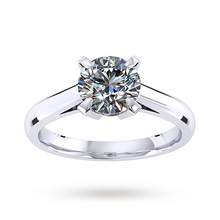 Mappin & Webb Belvedere Engagement Ring 0.70 Carat