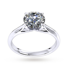Mappin & Webb Ena Harkness Engagement Ring 0.70 Carat