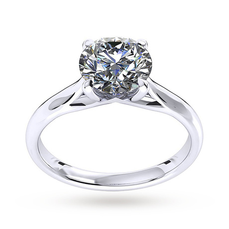 For Her - Mappin & Webb Ena Harkness Engagement Ring 1.00 Carat - M06016604