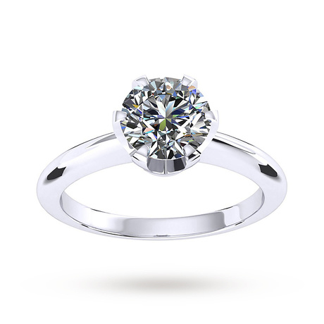 For Her - Mappin & Webb Hermione Engagement Ring 0.40 Carat - M06016609