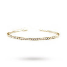 9ct Yellow Gold 1.00ct Diamond Bracelet