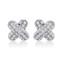 Mappin & Webb Beaumont Kiss small Earring Studs