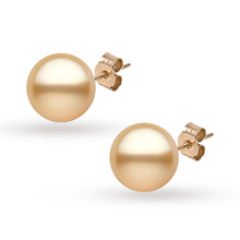 Yoko 18ct Yellow Gold South Sea Pearl Earrings
