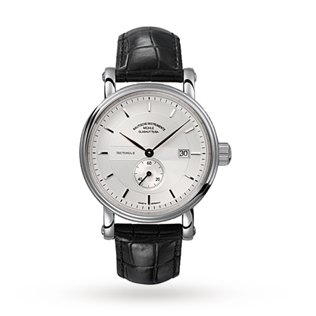 Muhle Glashutte Men's Teutonia II Kleine Sekunde Automatic Watch