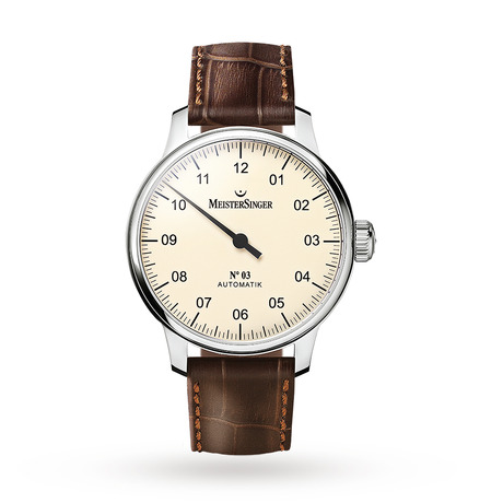 MeisterSinger No3 AM903 Mens Watch