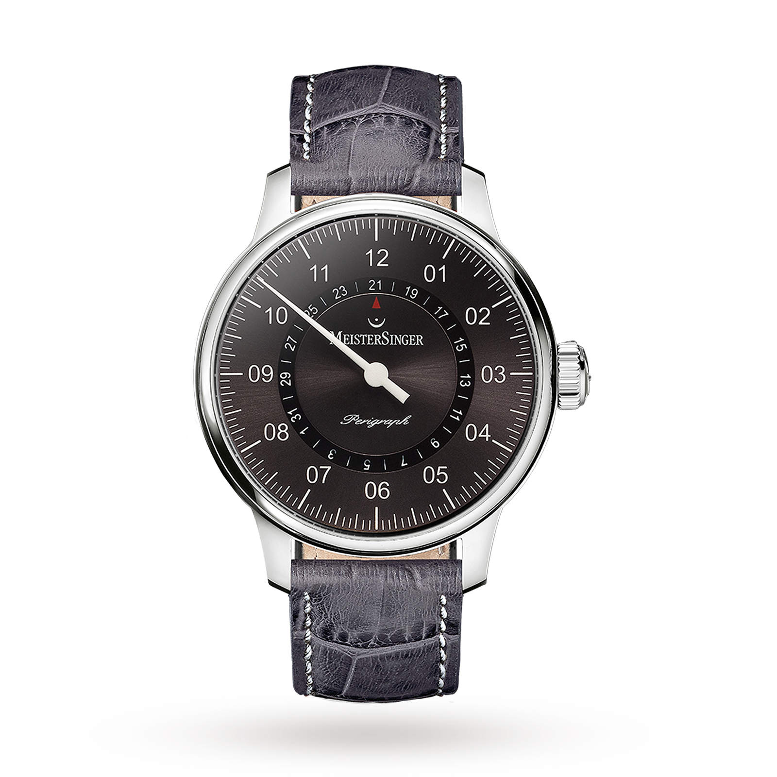MeisterSinger Perigraph AM1007 Mens Watch