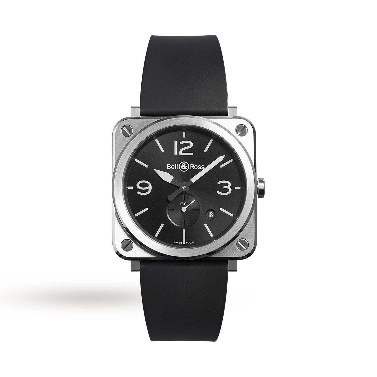 Bell & Ross BRS Mens Watch