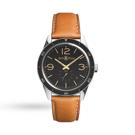Bell & Ross BR123 Golden Heritage Mens Watch