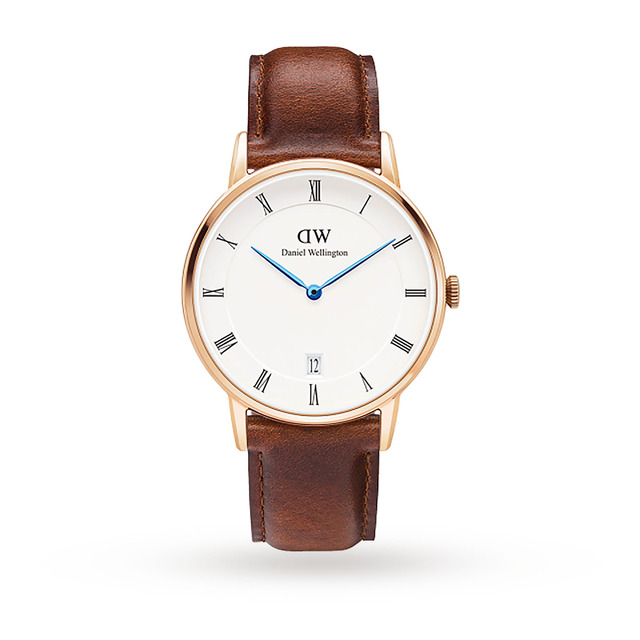 Daniel Wellington Men's Dapper 34mm St Mawes Watch