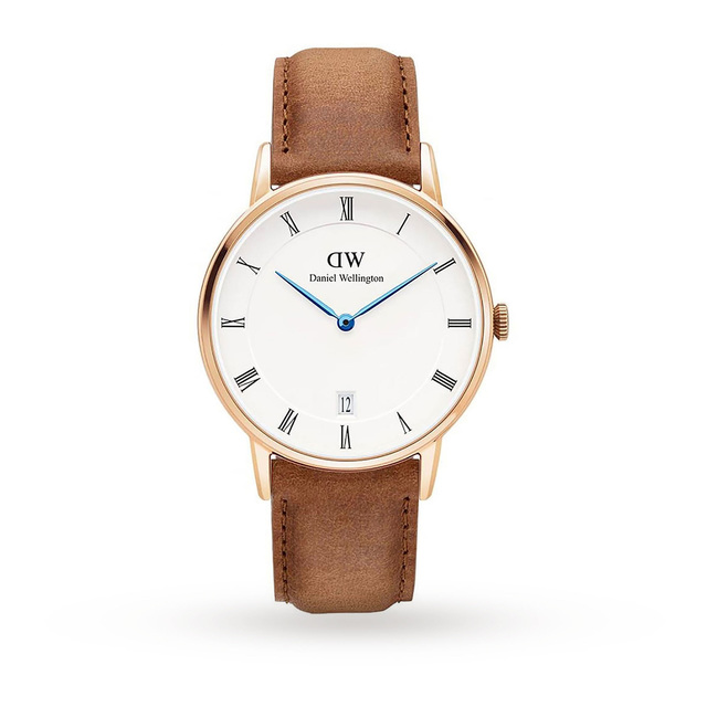 Daniel Wellington Men's Dapper 34mm Durham Watch