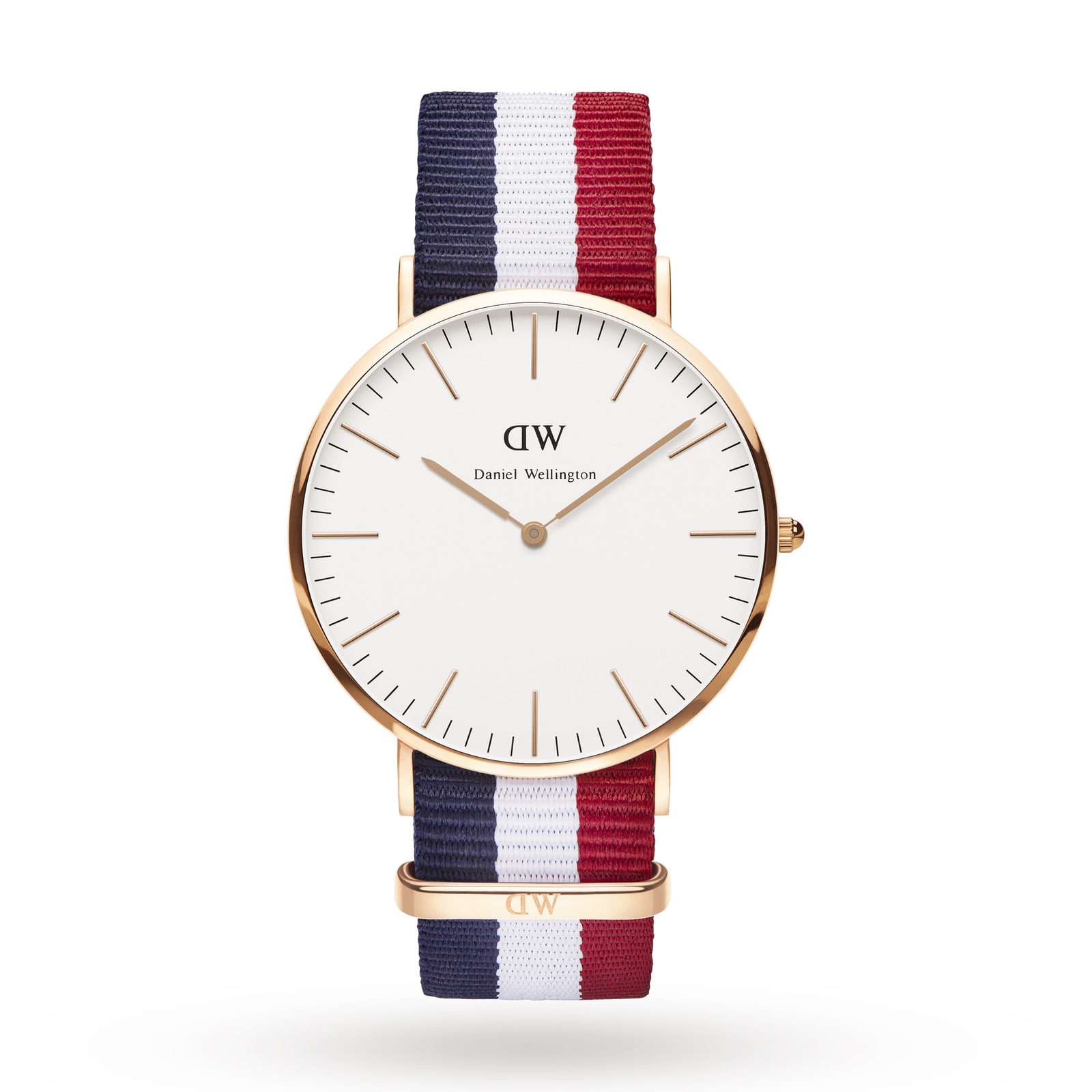 Daniel Wellington Men's Cambridge 40mm Watch