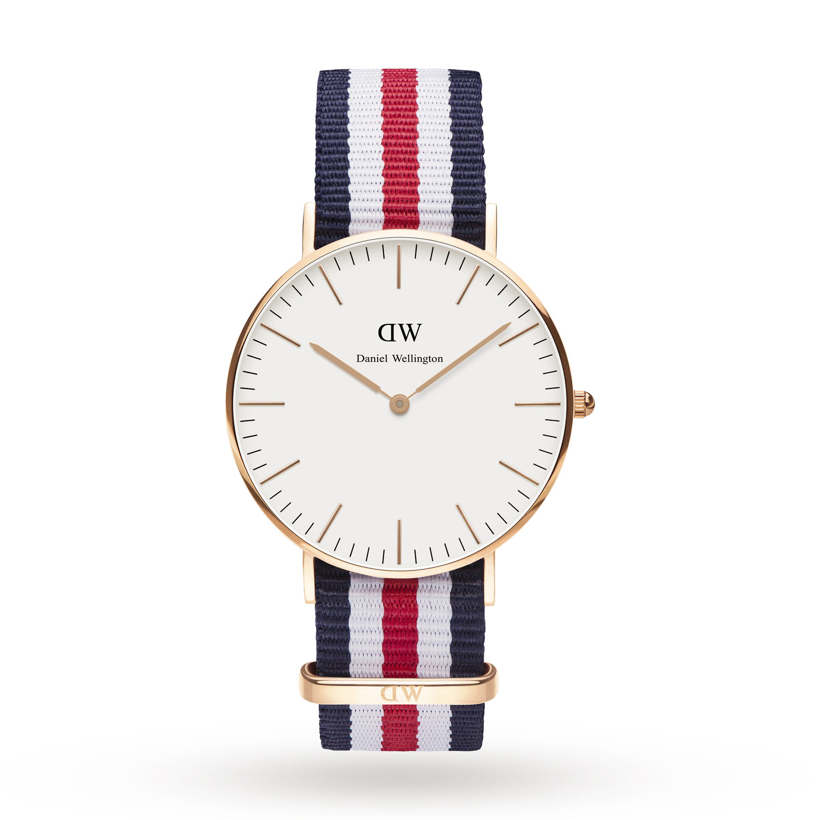Daniel Wellington Ladies' Canterbury Rose 36mm Watch