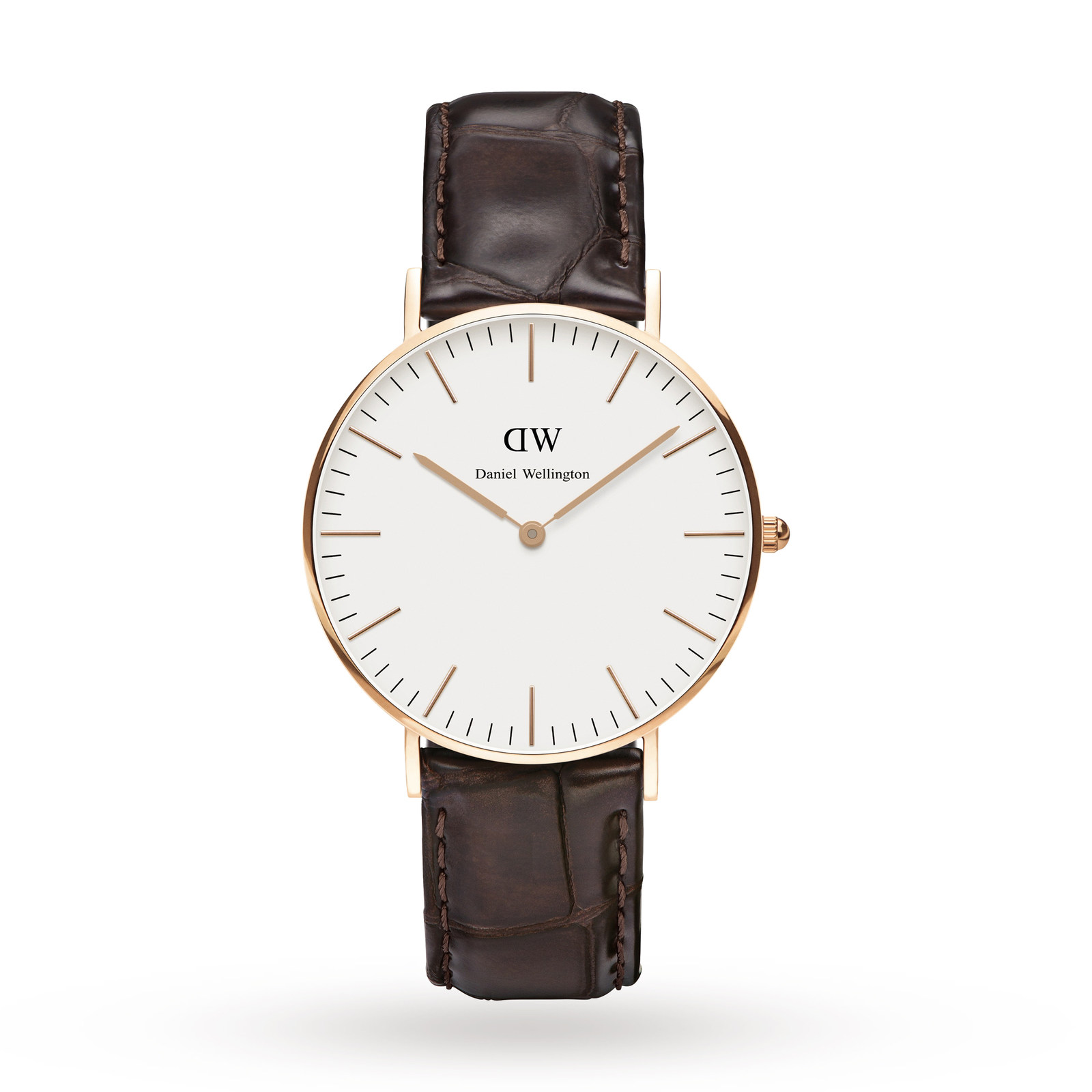 Daniel Wellington Ladies' York Rose 36mm Watch