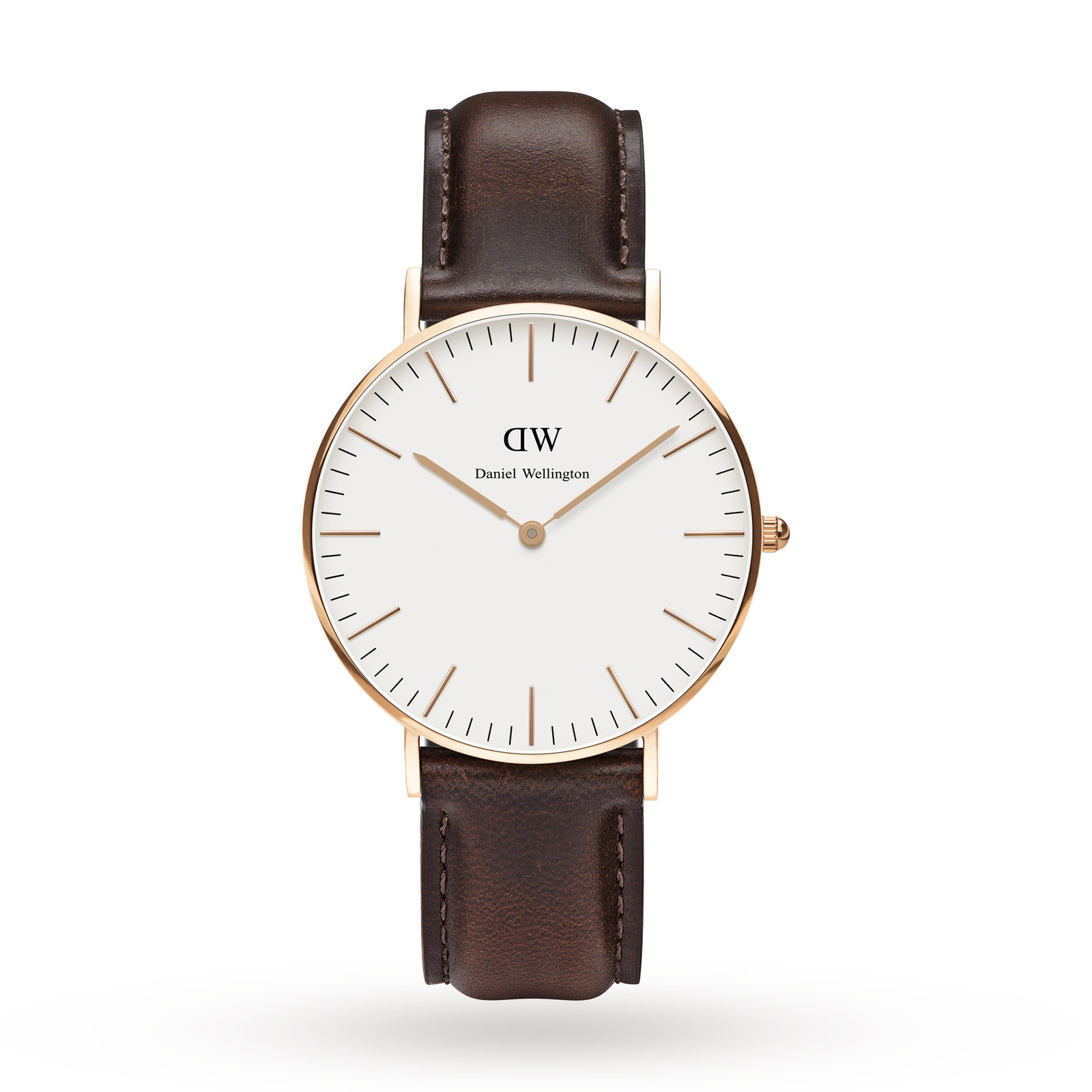Daniel Wellington Ladies' Bristol Rose 36mm Watch