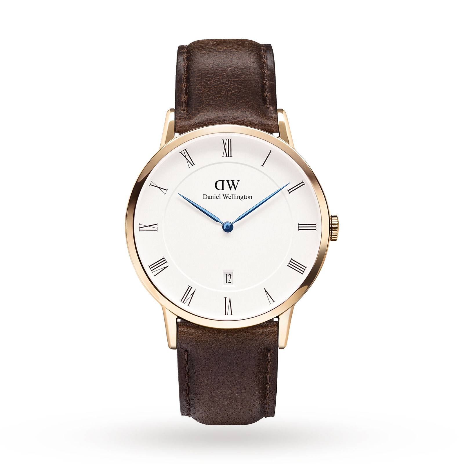 Daniel Wellington Men's Dapper 38mm Bristol Rose Watch