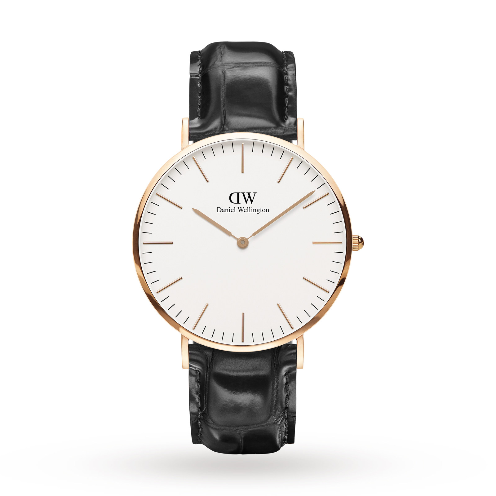 Daniel Wellington Men's Classic 40mm Reading Watch
