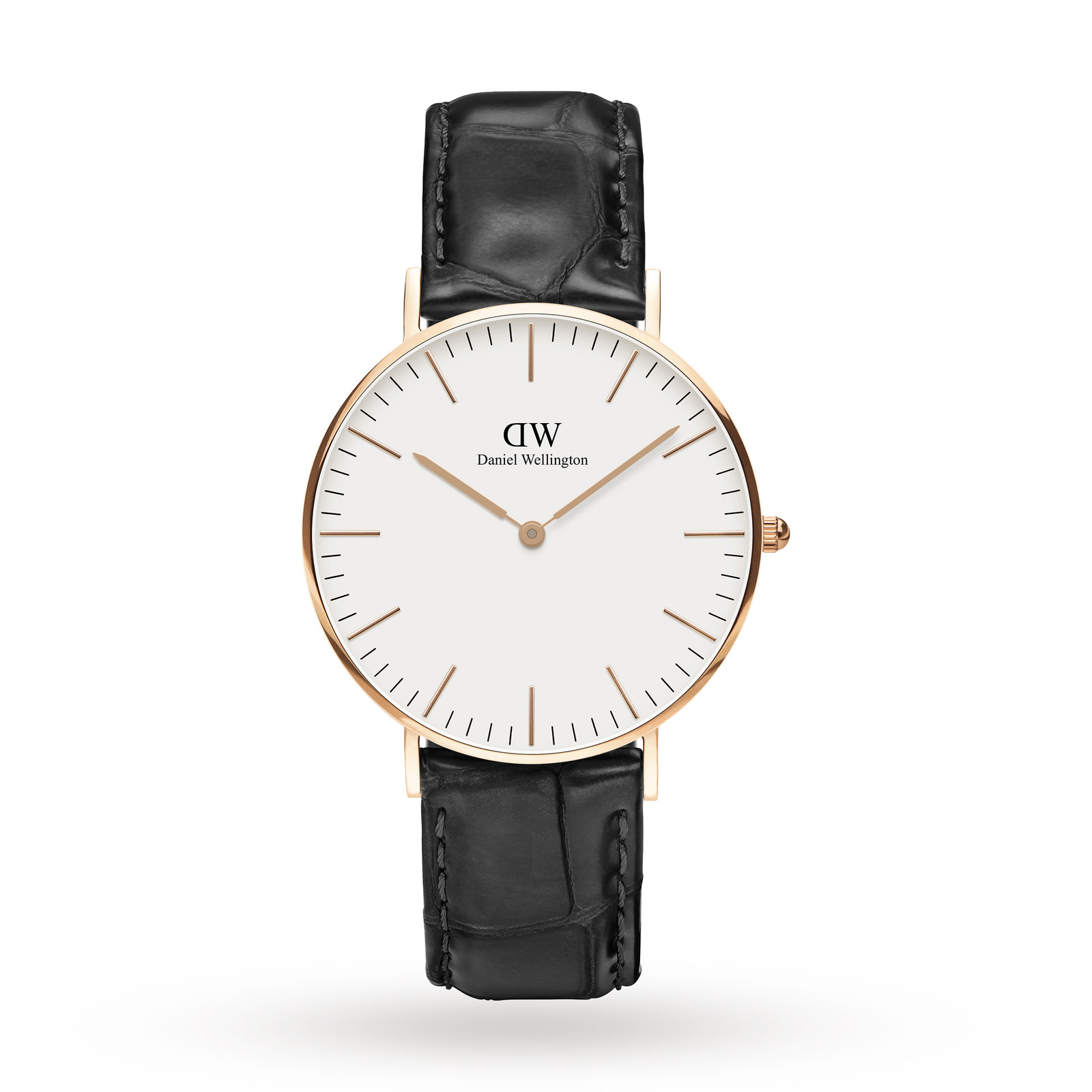 Daniel Wellington Men's Classic 36mm Reading Watch