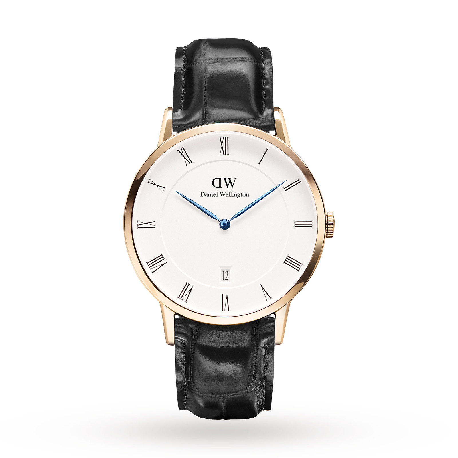 Daniel Wellington Men's Dapper 38mm Reading Watch