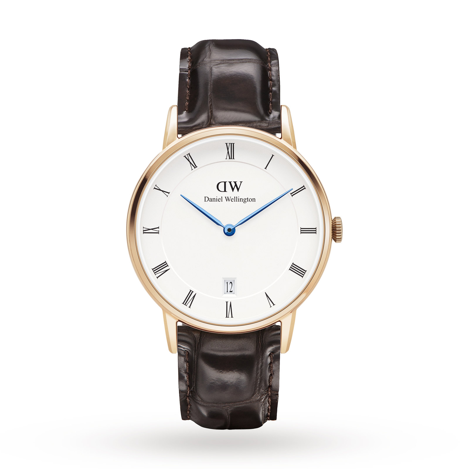Daniel Wellington Men's Dapper 34mm York Watch
