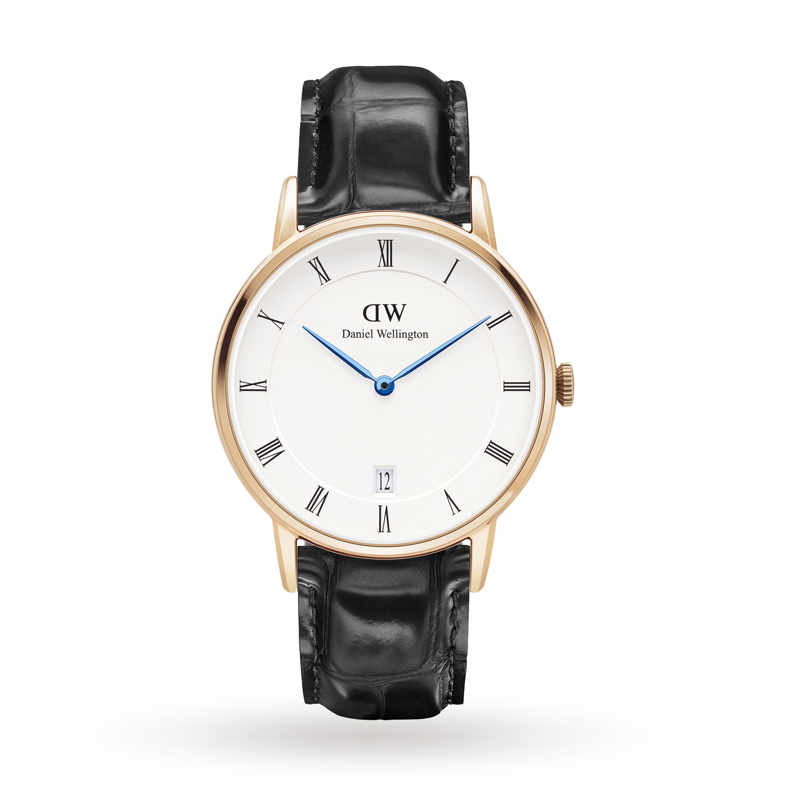 Daniel Wellington Men's Dapper 34mm Reading Watch