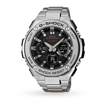 Casio Men's G-Steel Alarm Chronograph Watch