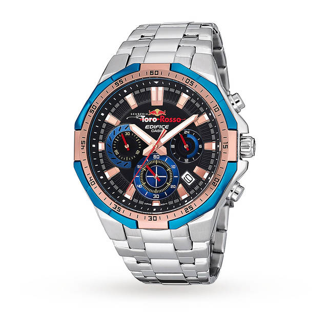 Casio Men's Edifice Toro Rosso Special Edition Chronograph Watch
