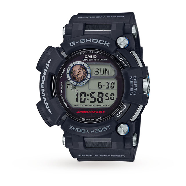 G-SHOCK Frogman diver's watch