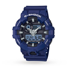 Mens Casio G-Shock Alarm Chronograph Watch GA-700-2AER