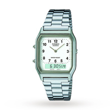 Mens Casio Classic Collection Alarm Watch AQ-230A-7BMQYES