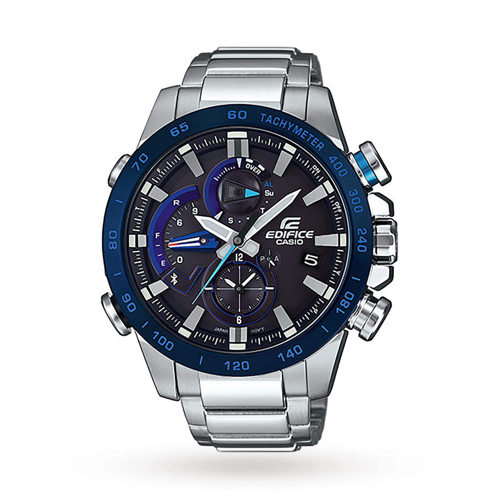 Casio Edifice Bluetooth Triple Connect Alarm Chronograph Watch