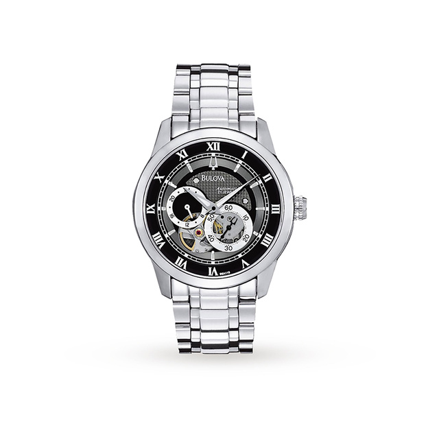 Bulova Gents Mechanical Watch