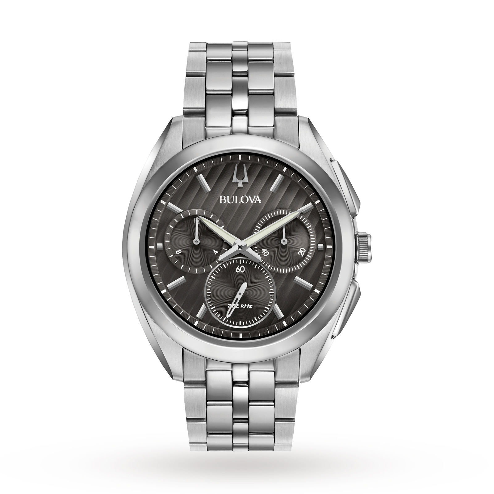 Bulova Men's Progressive Dress CURV Chronograph Watch