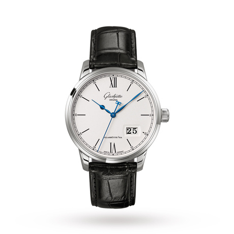Glashutte Original Senator Excellence Panorama Date Mens Watch