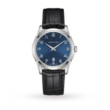 Hamilton Jazzmaster Thinline Quartz Mens Watch