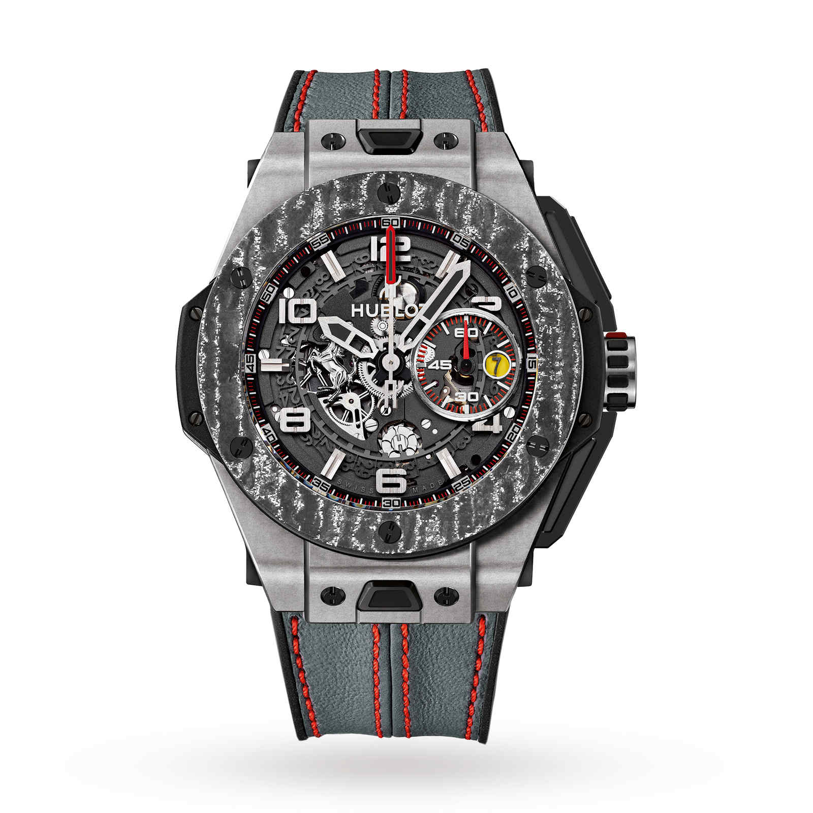 Hublot Big Bang Ferrari Titanium Carbon Mens Watch