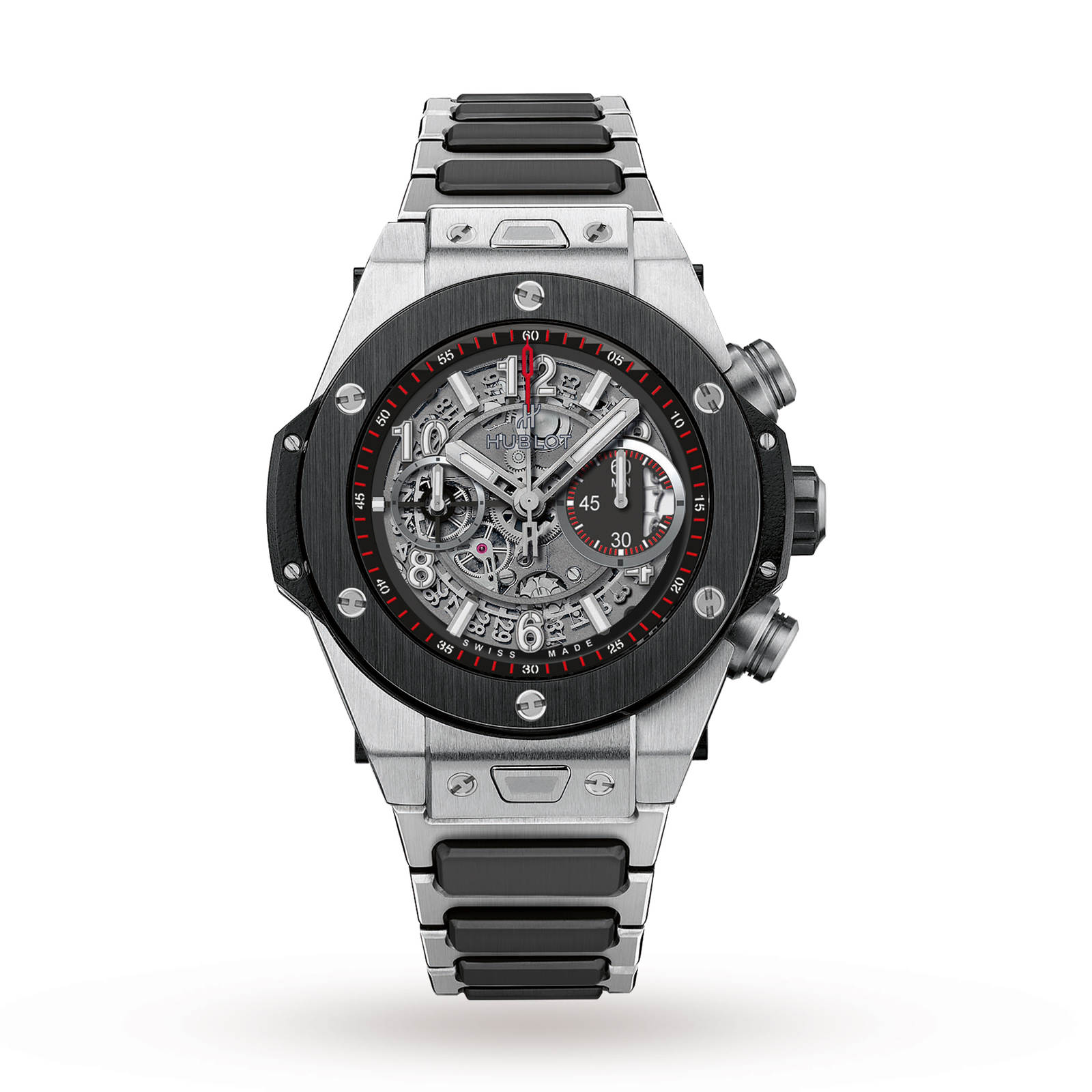 Hublot Big Bang Unico Skeleton Chronograph Mens Watch