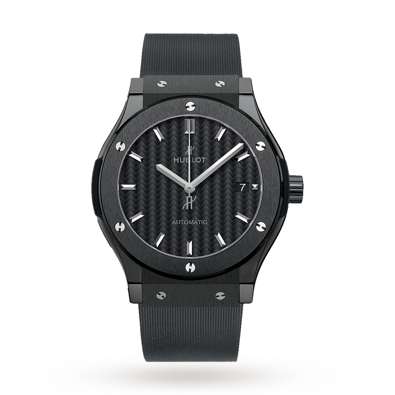 Hublot Classic Fusion Automatic Black Magic Mens Watch