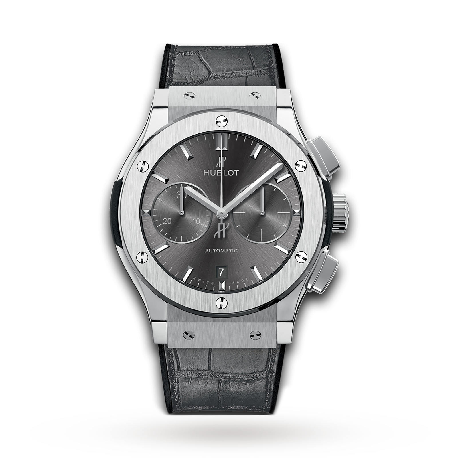 Hublot Classic Fusion Racing Grey Chronograph Mens Watch