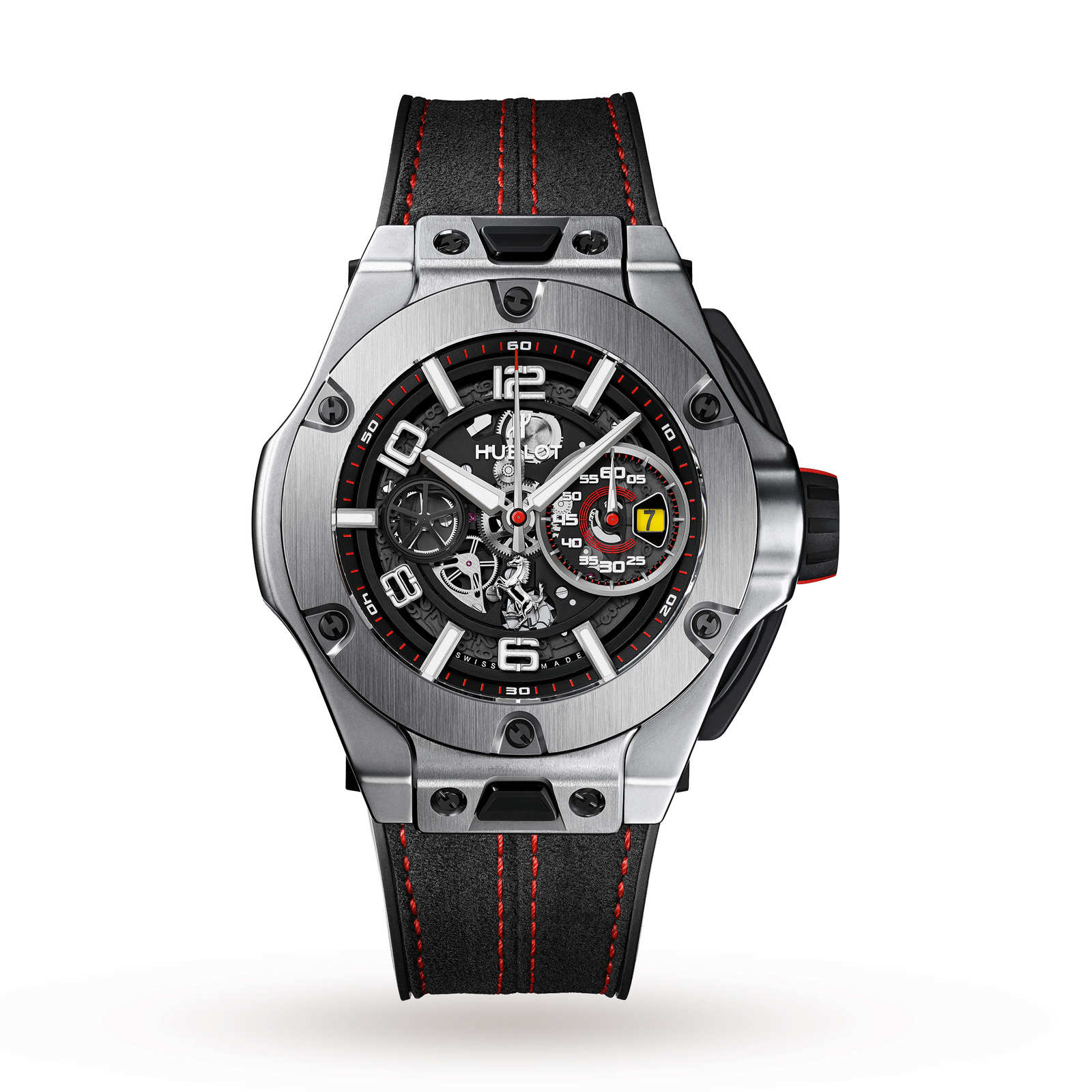 Hublot Big Bang Ferrari Unico Titanium Mens Watch