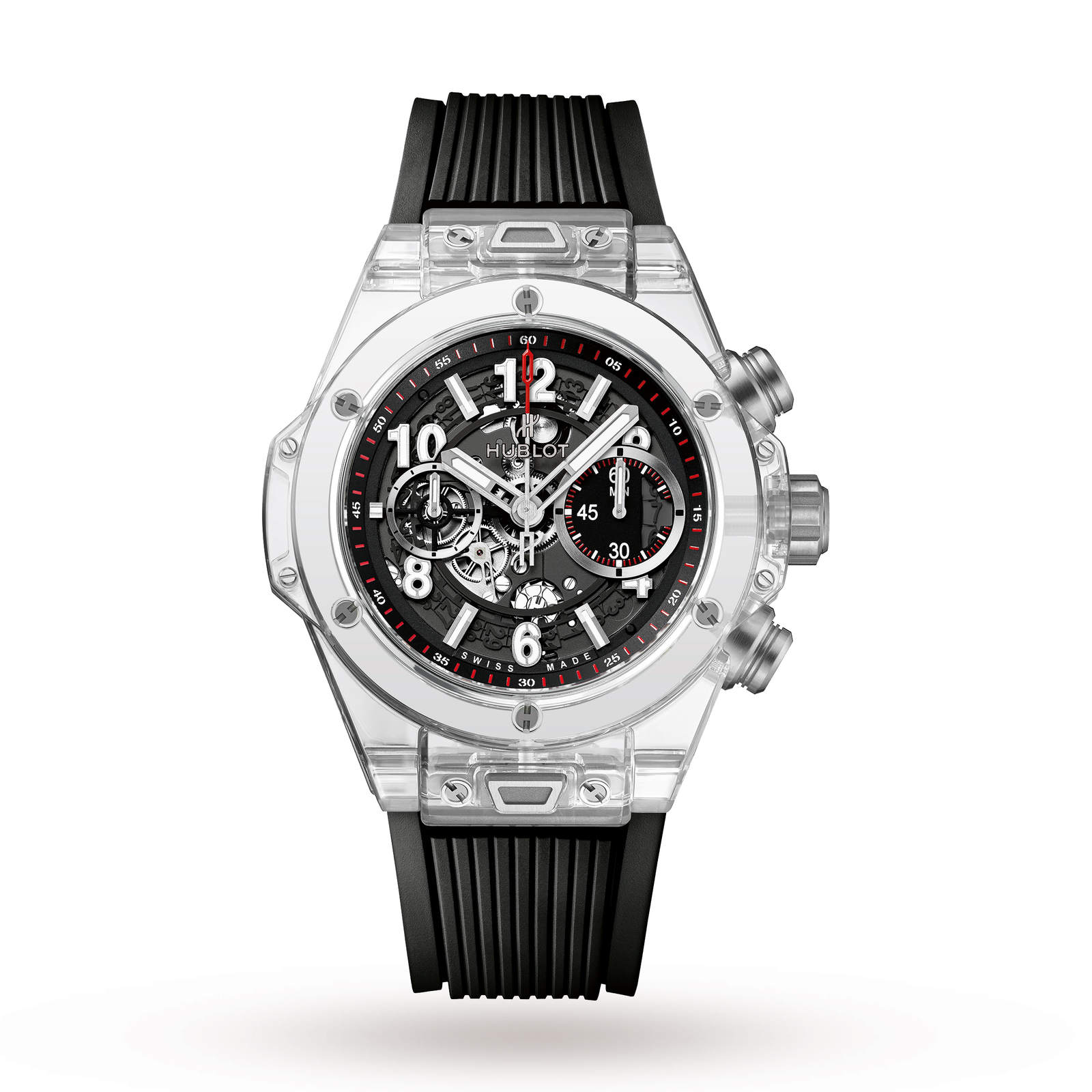 Hublot Big Bang Unico Magic Sapphire Mens Watch