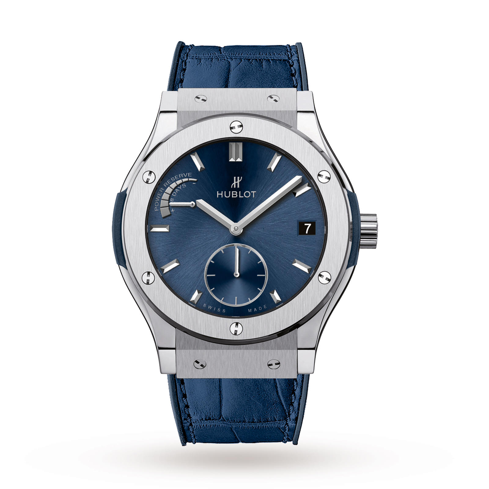 Hublot Classic Fusion Power Reserve Mens Watch