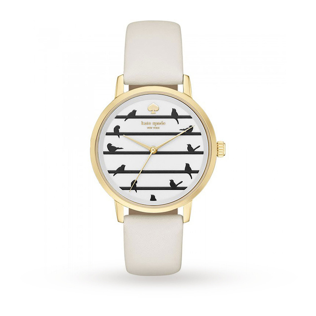Kate Spade New York Ladies' Metro Birds Watch