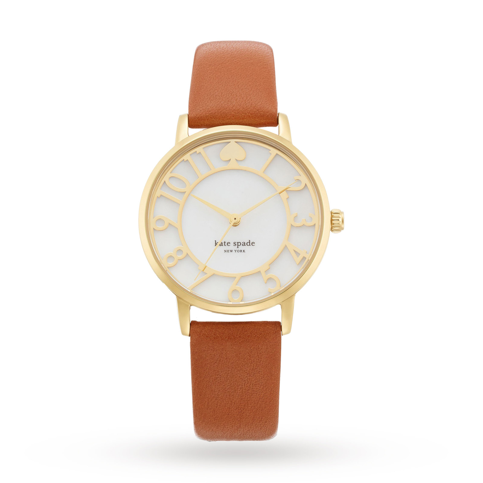 Ladies Kate Spade New York Metro Number Watch 1YRU0783