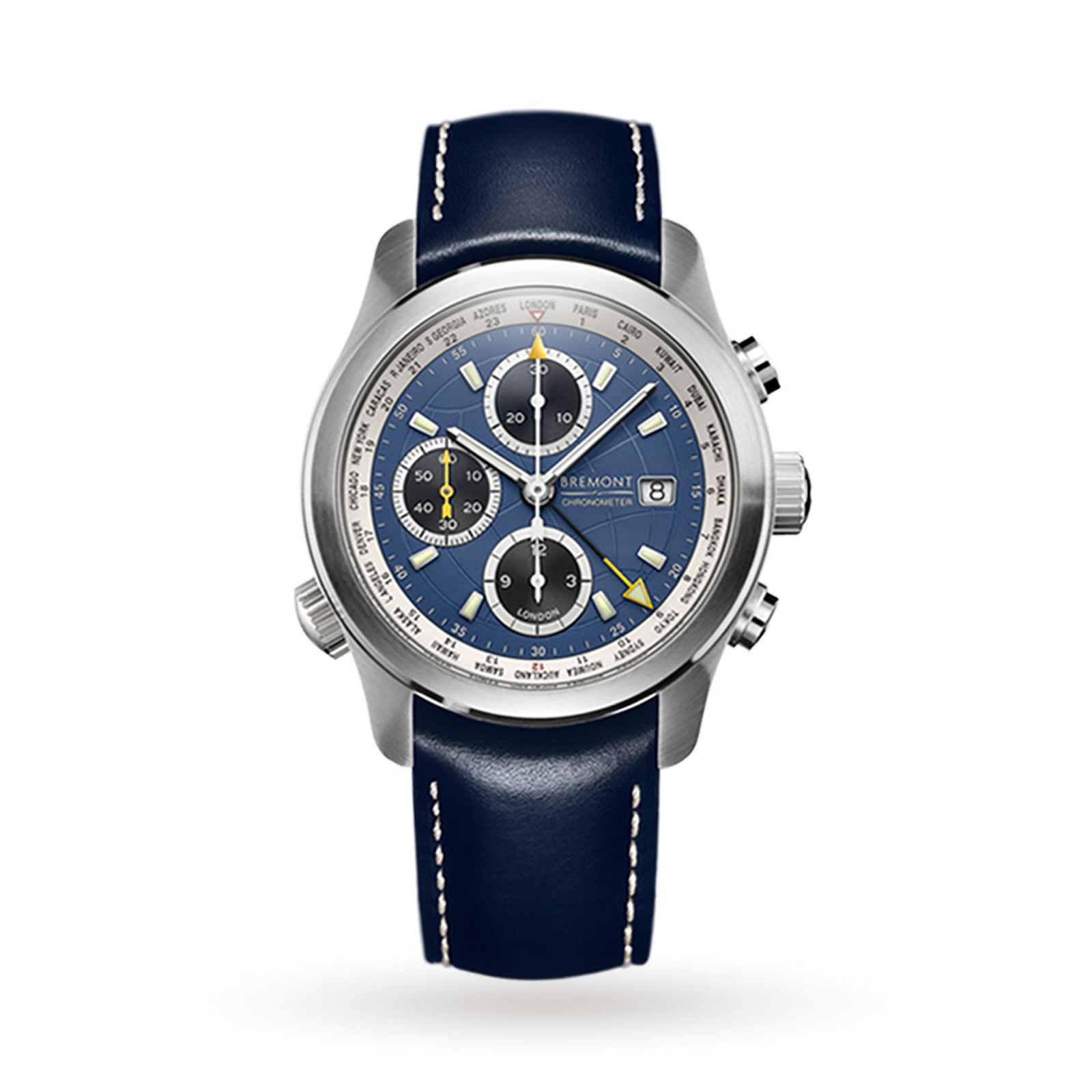 Bremont ALT1-WT World Timer Mens Watch