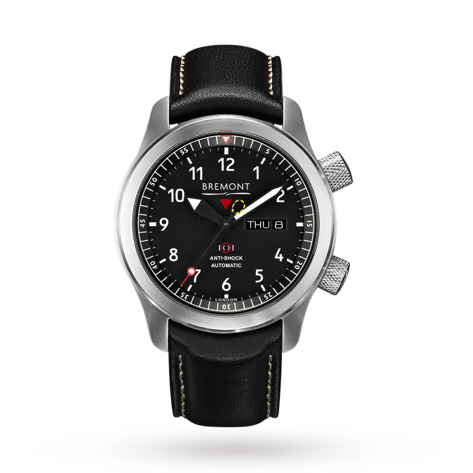 Bremont Martin Baker II Orange Barrel Mens Watch